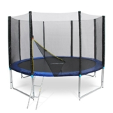 Physionics Gartentrampolin Set Kindertrampolin Set in sieben Größen Intertek GS